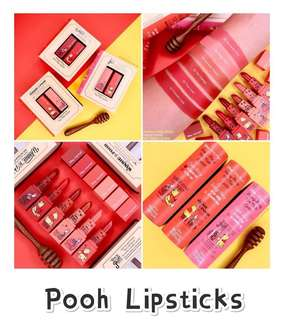 Pooh Lipstick