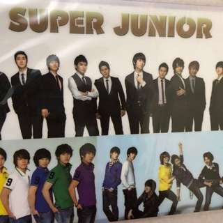 Kpop file folders, posters and cards  #20under