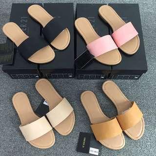 [PO] Forever 21 Slide Sandals