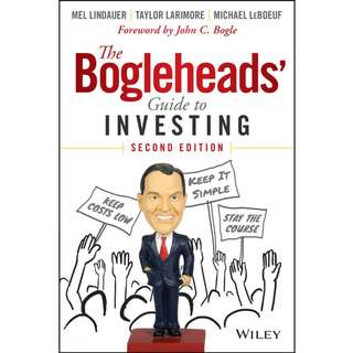 The Bogleheads' Guide to Investing by Taylor Larimore, Mel Lindauer - EBOOK