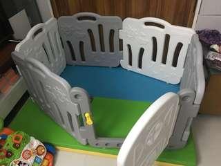Edu•play 嬰兒圍欄及 playmat