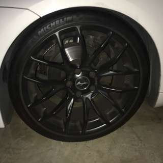 "Breyton Rims 19"" BMW"