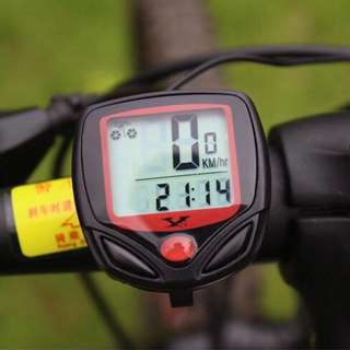 Bicycle Speedometer Wired