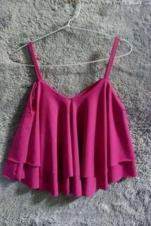 Pink Cloth / atasan pink