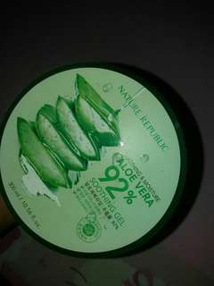 Nature republic soothing&moisture aloe vera