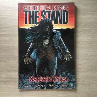 Stephen King The Stand Captain Trips