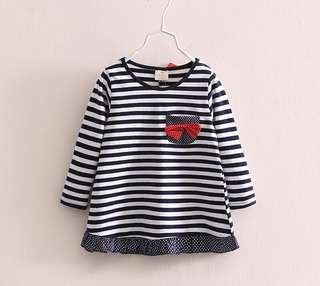 Girl Dress Top