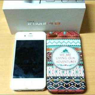 White iPhone 4S, 32GB