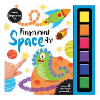 Fingerprint Art Space