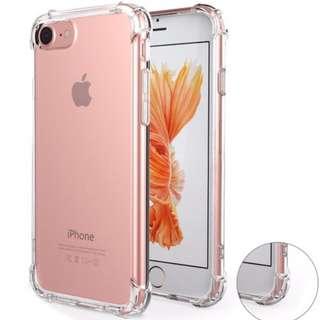 Clear TPu Case Iphone 7