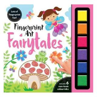 BN Fingerprint Art Fairytales