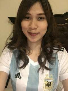 Kaos jersey bola grade ori thailand