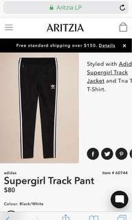Adidas SuperGirl Track Pant