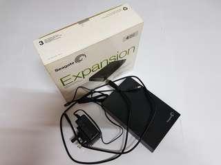 Original Seagate External Hard Disk 4TB