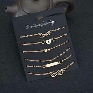 6 in 1 Bracelet