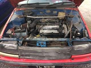 Engine 4g91 for scrapp