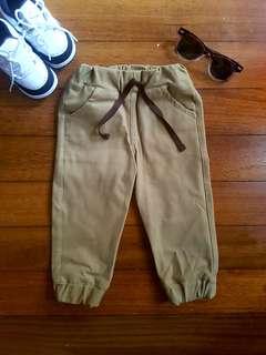 Jogger Pants for 3-6yo