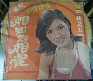 林芝玉黑膠唱片
