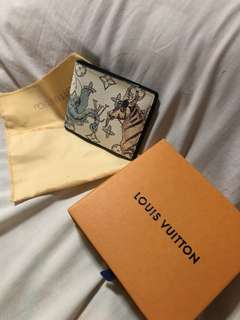 Louis Vuitton Chapman Brothers Wallet