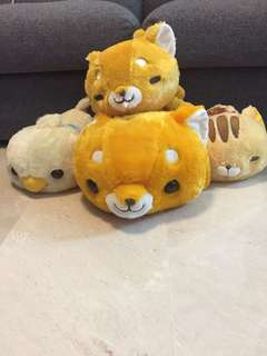 CLEARANCE SALE Amuse Dara Mofusan Animal Plushies