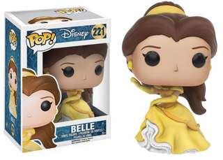 Funko Pop Disney: 221 Beauty & the Beast - Belle princess Action Figurine