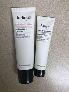 Jurlique Moisturising Cleanser/ Cream