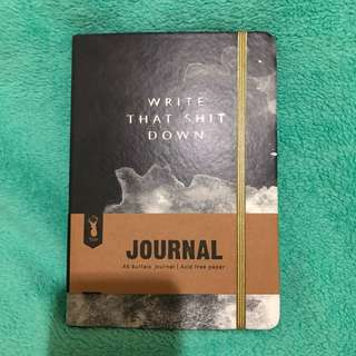 BUKU JOURNAL TYPO