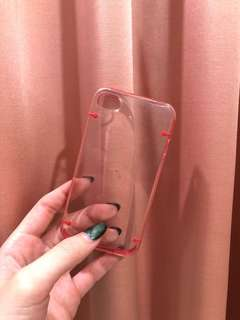 iPhone 4s case transparent