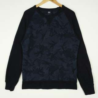 UNIQLO BLUE SWEATSHIRT