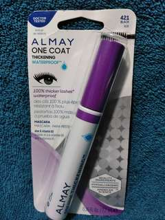 Almay One Coat Thickening Mascara Black