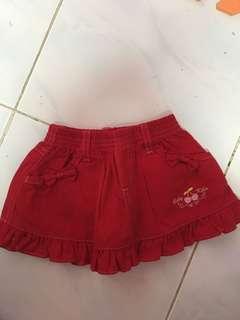 baby KIKO skirt #20under
