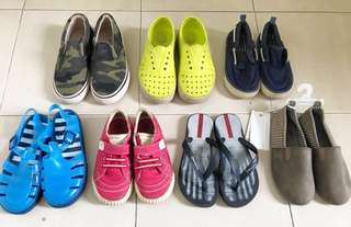 Kids Shoes - All for RM70!