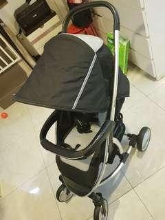 Baby Stroller brand hauck
