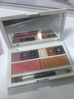 Shu Uemura x Super Mario Bros Peach's Eye and Cheek Palette