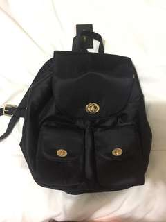 NEW! Forever 21 Black Backpack