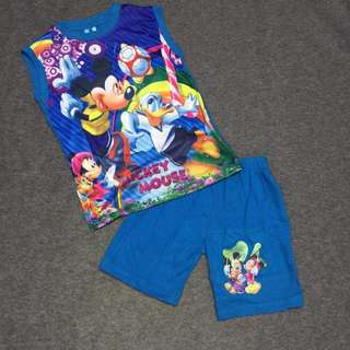 Singlet set for kids