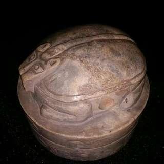 雞骨白龜獸印