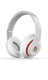 Beats Studio Wired 2.0 Over-Ear Headphone - White