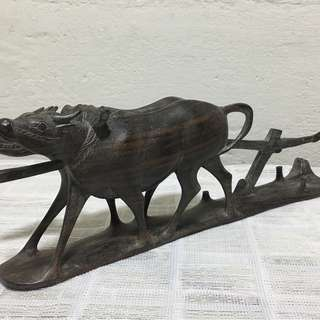 Antique Animal Display