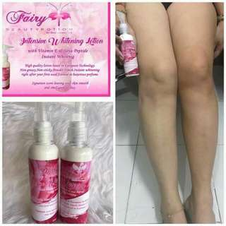 Intensive whitening lotion