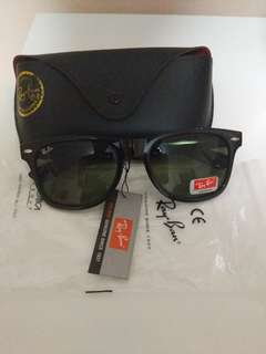 Inspired Rayban Sunglasses (Black)