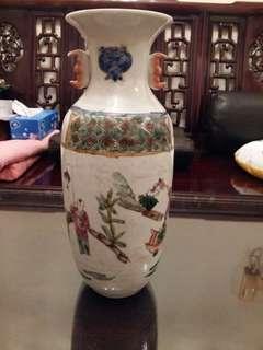 同治年製古董花瓶