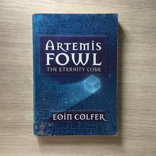 The Eternity Code (Artemis Fowl #3) by Eoin Colfer