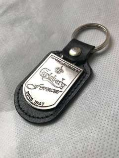 Carlsberg 150 Years Special Commemorative Keychain- Limited Edition
