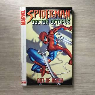 Marvel Spiderman Doctor Octopus Out of Reach #3