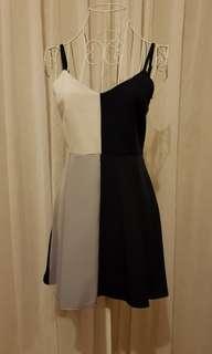 BN spag dress