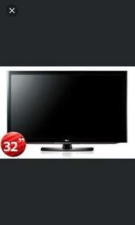 TV LED LCD LG 32 inch