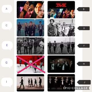 *高質* BIGBANG 八達通/T-Money 貼紙