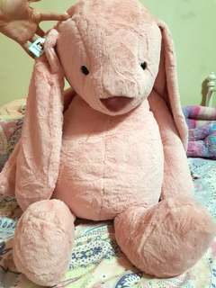 Jellycat bunny 90cm pink EXTRA HUGE LARGE