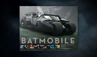 Batmobile: The Complete History Book
